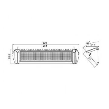 Уплотнительное кольцо 55X80X16